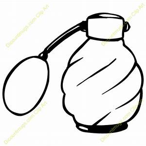 Perfume bottle clipart - Clipground