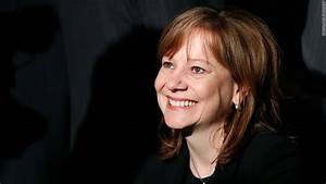 GM CEO Barra to earn $1.6 million base salary - Jan. 17, 2014
