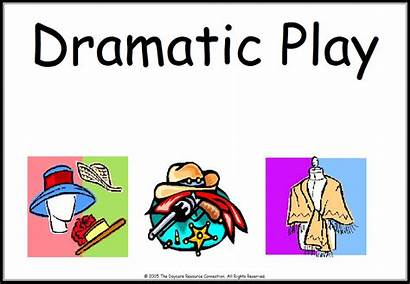 Center Dramatic Play Clipart Preschool Signs Library
