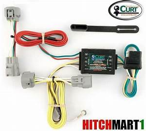 Curt Trailer Hitch Wiring For 2005