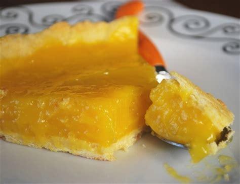 cuisine tarte au citron recette de tarte au citron les recettes de cosette