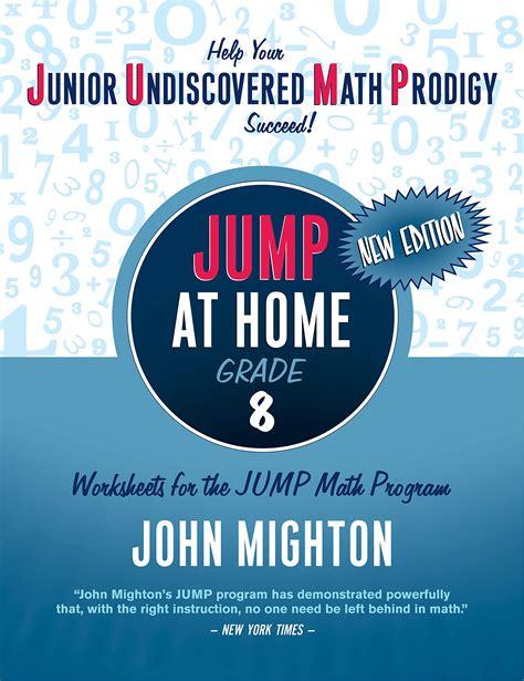 jump math worksheets