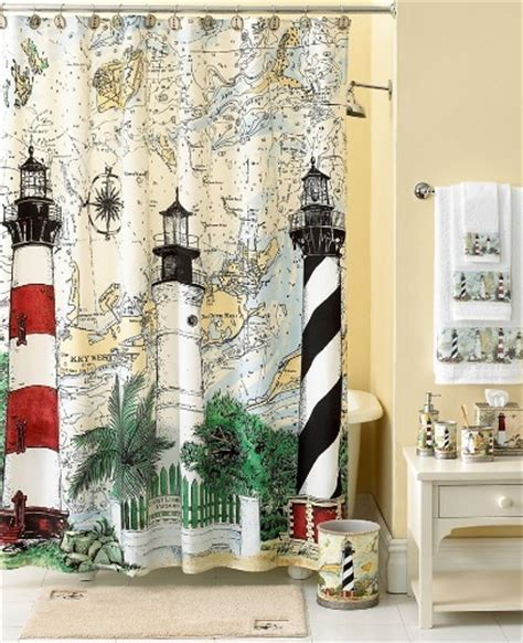 lighthouse bathroom decor ideas ideas for nautical bathroom d 233 cor decozilla
