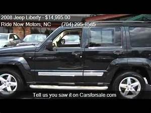 2008 Jeep Liberty Limited Edition Sport Utility 4D - for ...