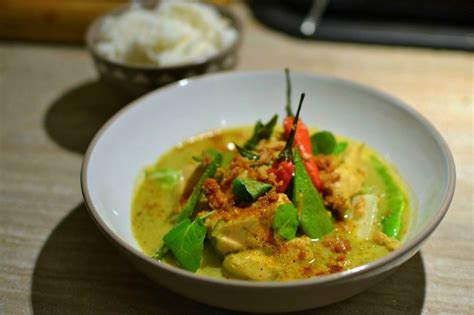 cuisine poulet curry vert cuisine thailandaise traditionnelle images gallery