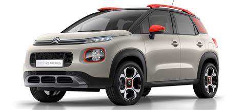 citroen suv 2018 2018 c3 aircross builds citroen suv assault