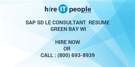 asap full form in sap sap sd le consultant resume green bay wi hire it people