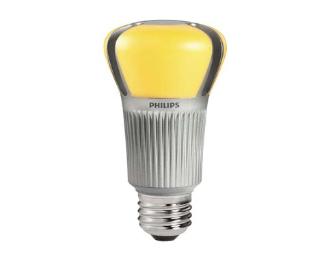 philips a19 dimmable led l ambientled 12 5w dimmable a19 bulb philips lighting