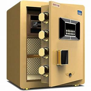 Otto Electronic Safe Digital Security Box Home Office