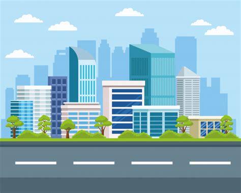 keren animasi jalanan kota amanda  ayala