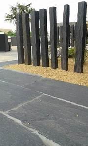 Barre De Schiste : ardoises jardin pizarras y derivados ~ Melissatoandfro.com Idées de Décoration