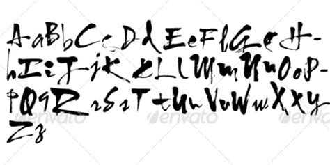 asian brush fonts www imgkid com the image kid has it