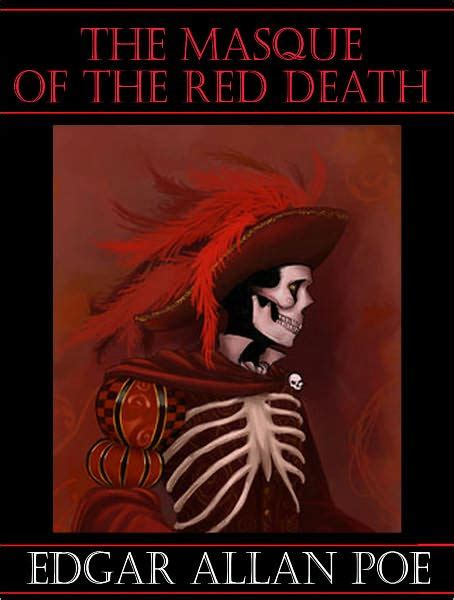 The Masque Of The Red Death  Edgar Allen Poe By Edgar