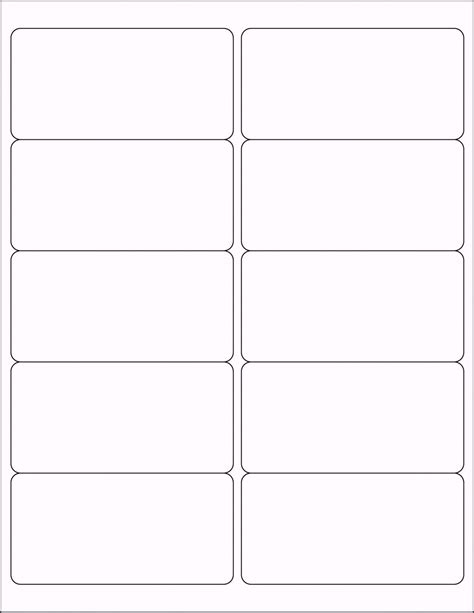 sample  format templates
