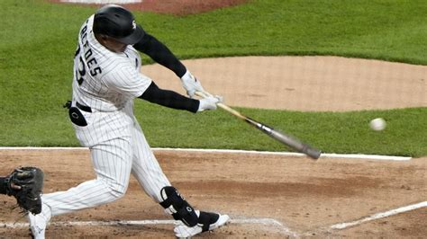 White Sox's Yermín Mercedes vows to be himself and enjoy ...