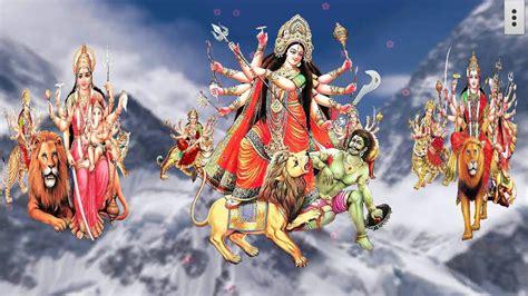 3d Wallpaper Maa Durga Hd Wallpaper 1080p by Maa Durga Hd Wallpaper 1080p For Pc Pictures 41