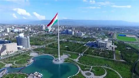 Dushanbe - Capital of Tajikistan - YouTube
