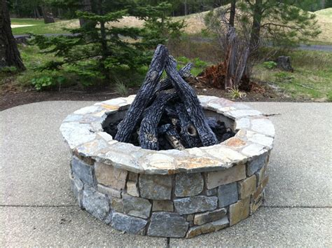 Natural Stone, Fire