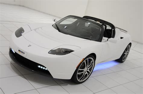 Tesls Car by Tesla Roadster Tuning Car Tuning
