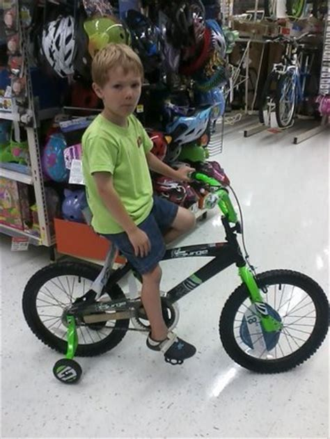 What Size Bike For 5 Year Old Boy? 16 Or 18' Bike