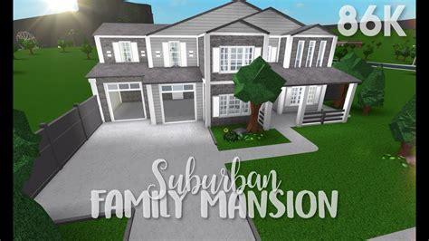 roblox bloxburg mansion tutorial step  step