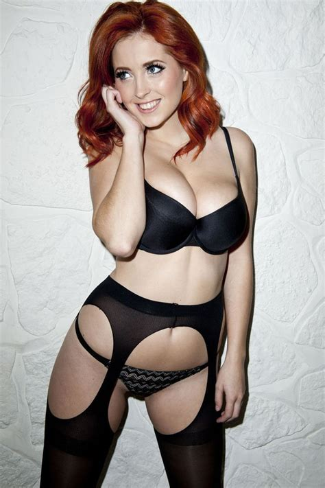 Lucy Collett Redheads Pinterest
