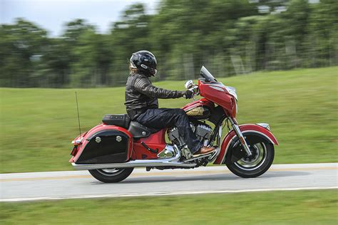 2017 Indian Chieftain & Roadmaster First Ride Review