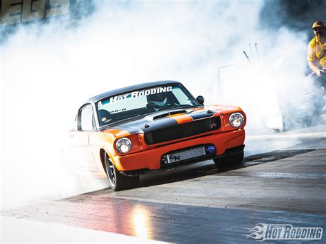 Muscle Car Burnout Awesome Wallpapers 9112