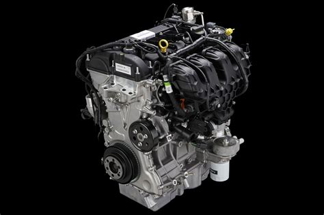 Ecoboost Crate Engine by Ford Four Cylinder Crate Engines