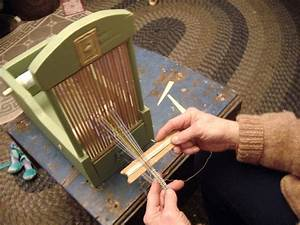Reggie The Potter    And Tape Loom Weaver  Green Mountain