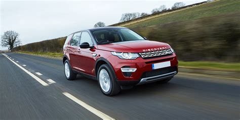 Modifikasi Land Rover Discovery Sport by New Land Rover Discovery Sport Review Carwow