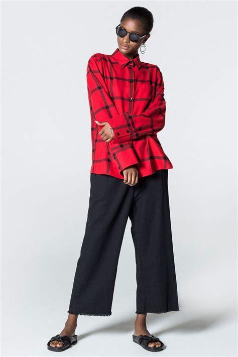tenue femme de chambre tendances de mode automne hiver 2017 2018 les motifs à