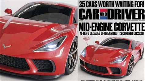 Mid Motor Corvette by Mid Engine Corvette 2018 Motavera