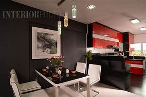 jurong 3 room flat interiorphoto professional With 3 room flat kitchen design singapore