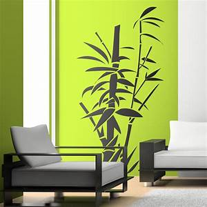 emejing stickers salle de bain bambou gallery amazing With stickers pour carreaux salle de bain