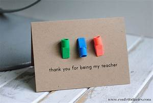 Free Printable DIY Teacher Thank You Cards - KATARINA'S ...
