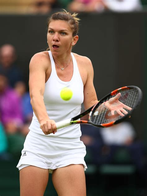 Photos of young tennis sensation, Simona Halep