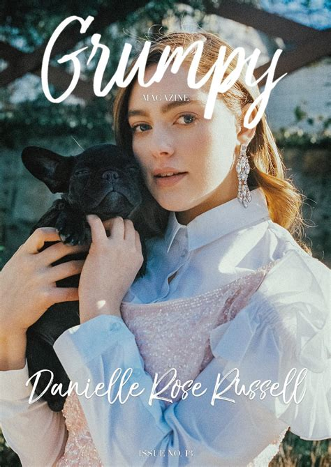 Grumpy Magazine Danielle Rose Russell