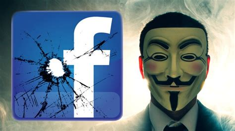 anonymous promete el apocalipsis de facebook guarden sus