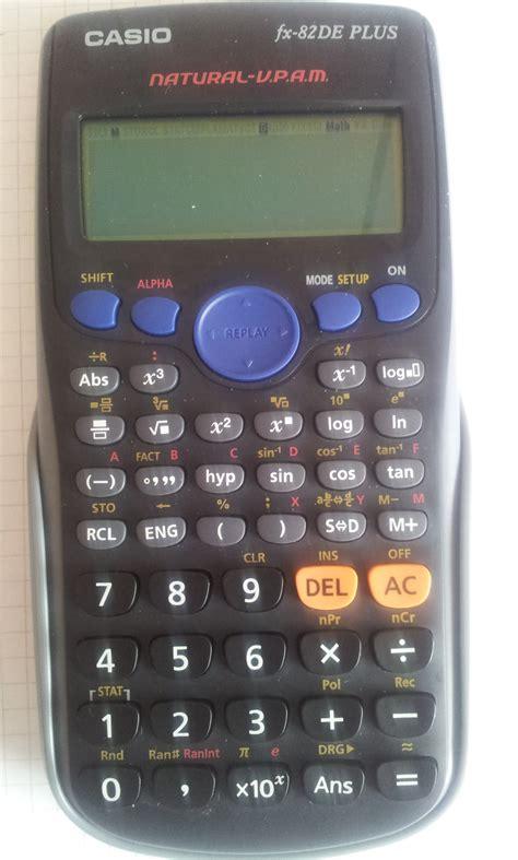 exponent taste bei meinem taschenrechner elektronik