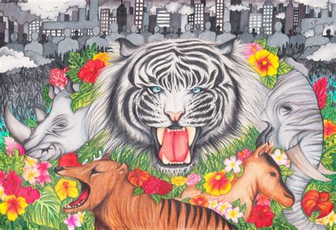 Embracing Our Differences International Art Contest 2019