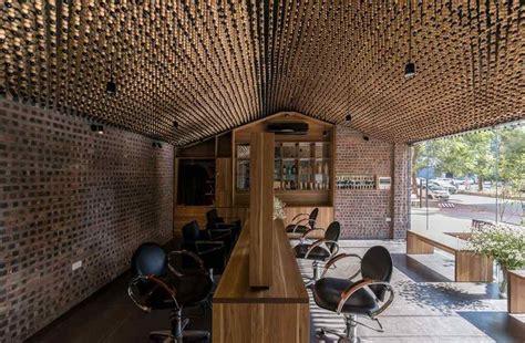 perles en bois pour plafond design original