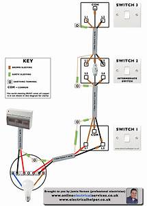 Wiring 3 Way Switch