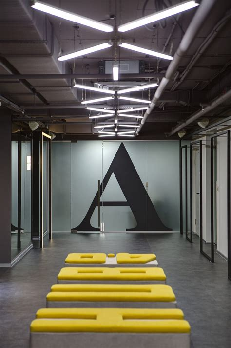 design architecture bureau hub 4 0 offices kiev office snapshots