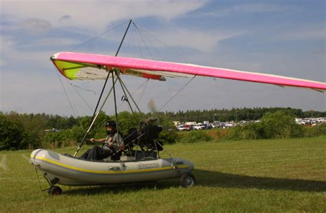 Hang Glider Boat by Where To Get Ultralight Sailboat Plans Boat