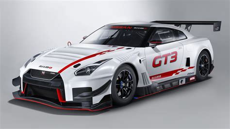 2019 Nissan Gtr Nismo Gt3  Top Speed