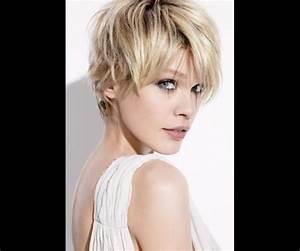 Coiffure Blonde Courte : 20 coupes pour mettre son blond en valeur femmesplus ~ Melissatoandfro.com Idées de Décoration