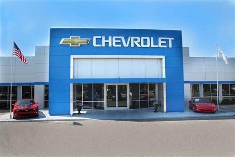Patsy Lou Chevrolet Car Dealership In Flint, Mi 48532