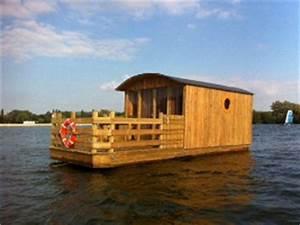 Maison Flottant Prix : maison flottante grace aux pontons flottants cubisystem ~ Dode.kayakingforconservation.com Idées de Décoration