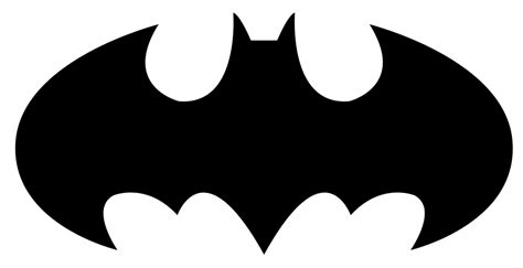 batman clipart black and white batman logo coloring pages clipart best
